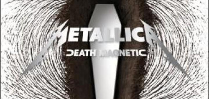 Metallica publica Death Magnetic