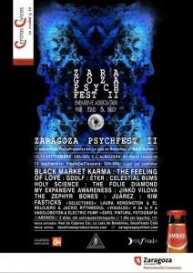 II ZARAGOZA PSYCH FEST @ Centro Cívico La Almozara | Zaragoza | Aragón | España