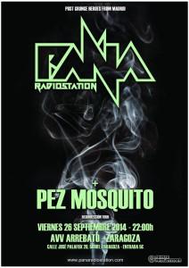 PAÑA RADIOSTATION + PEZ MOSQUITO @ AVV Arrebato  | Zaragoza | Aragón | España
