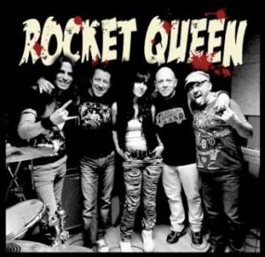 VIVO ROCK - ROCKET QUEEN @ LA BÓVEDA DEL ALBERGUE | Zaragoza | Aragón | España
