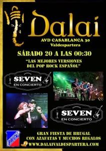 SEVEN @ DALAI | Zaragoza | Aragón | España
