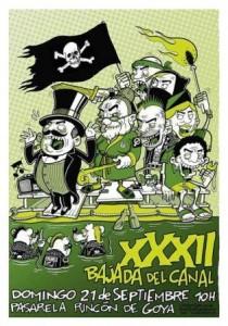 XXXII BAJADA DEL CANAL @ PARQUE DE LA PAZ | Zaragoza | Aragón | España