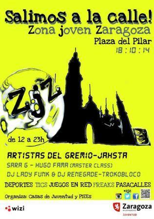Cartel Artistas del Gremio y Jahsta