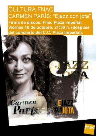 Carmen Paris Fnac Plaza Imperial