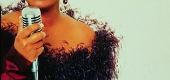 Dianne Reeves al micro