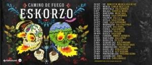 ESKORZO @ SALA LÓPEZ | Zaragoza | Aragón | España
