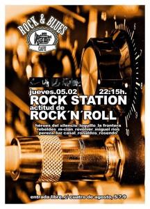 ROCK STATION´S @  Rock & Blues  | Zaragoza | Aragón | España
