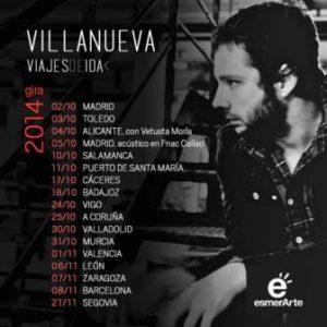 VILLANUEVA @ LA LATA DE BOMBILLAS | Zaragoza | Aragón | España