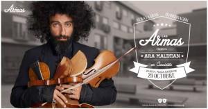ARA MALIKIAN @ Las Armas | Zaragoza | Aragón | España