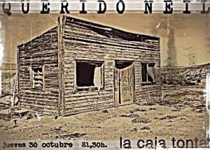 QUERIDO NEIL @ La Caja Tonta  | Zaragoza | Aragón | España