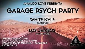 WHITE KYLE + LOS JAMBOS  @ La Lata de Bombillas  | Zaragoza | Aragón | España
