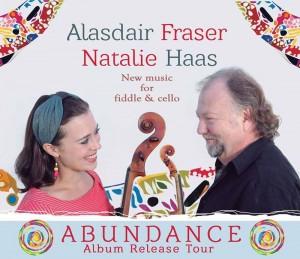ALASDAIR FRASER Y NATALIE HAAS @ Teatro del Mercado | Zaragoza | Aragón | España