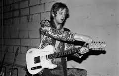 James Honeyman-Scott cantante de The Pretenders