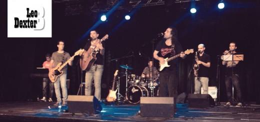 Leo Dexter Band grupo música Zaragoza