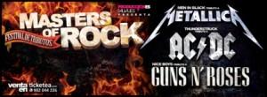 MASTERS OF ROCK @ LA CASA DEL LOCO | Zaragoza | Aragón | España