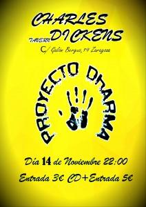 PROYECTO DHARMA @ BAR CHARLES DICKENS | Zaragoza | Aragón | España