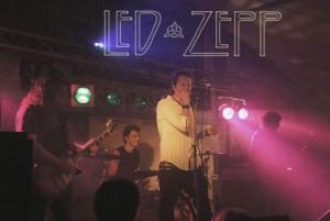 LED ZEPP + BLACK ICE @ Sala Roxy | Zaragoza | Aragón | España