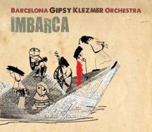 BGKO - Barcelona Gipsy Klezmer Orchestra @ LAS ARMAS | Zaragoza | Aragón | España