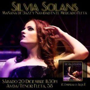 SILVIA SOLANS - MERCADO FLETA @ MERCADO FLETA | Zaragoza | Aragón | España