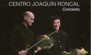 DIEGO GABETE Y TAKAHIRO MITA @ CENTRO JOAQUÍN RONCAL | Zaragoza | Aragón | España