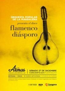 ORQUESTA POPULAR @ LAS ARMAS | Zaragoza | Aragón | España