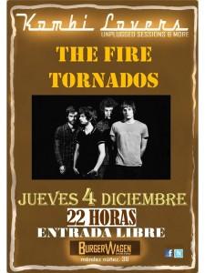 THE FIRE TORNADOS @ Burguer Wagen Zaragoza  | Zaragoza | Aragón | España
