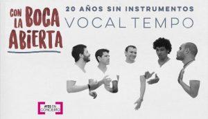 VOCAL TEMPO @ TEATRO DE LAS ESQUINAS | Zaragoza | Aragón | España