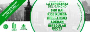 Encuentro de apoyo a La Esperanza del Gancho @ Centro Musical Las Armas  | Zaragoza | Aragón | España