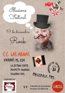 ILLUSIONS FESTIVAL @ LAS ARMAS | Zaragoza | Aragón | España