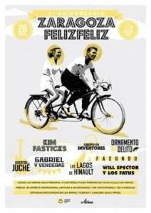 2º ANIVERSARIO ZGZ FELIZ FELIZ @ LAS ARMAS | Zaragoza | Aragón | España
