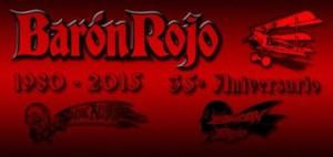 BARON ROJO @ OASIS CLUB TEATRO | Zaragoza | Aragón | España
