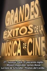 GRANDES EXITOS DE LA MÚSICA DE CINE @ SALA MOZART | Zaragoza | Aragón | España