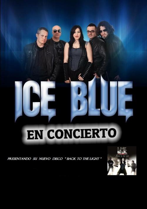 Ice Blue en centro civico delicias