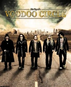 VOODOO CIRCLE + ICE BLUE **SUSPENDIDO** @ LA CASA DEL LOCO | Zaragoza | Aragón | España