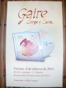 GAIRE @ AVV Arrebato  | Zaragoza | Aragón | España