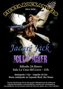 JOLLY LOCKER + JACARÉ JACK @ La Casa del Loco | Zaragoza | Aragón | España