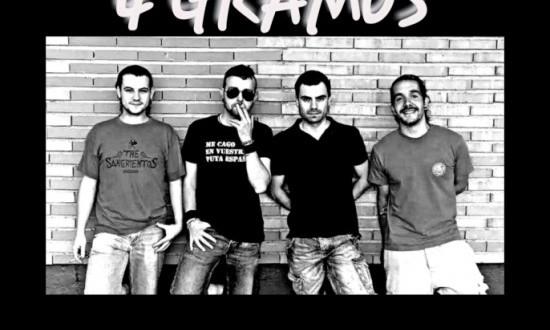 4 GRAMOS Musica