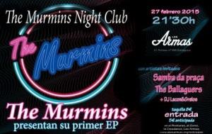 THE MURMINS @ LAS ARMAS | Zaragoza | Aragón | España