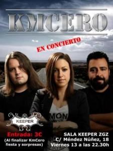 KM CERO @ KEEPER MUSICAL | Zaragoza | Aragón | España