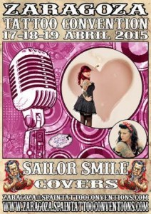 Sailor Smile Tattoo Conventions