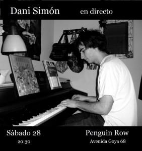 DANI SIMÓN @ THE PENGUIN ROW | Zaragoza | Aragón | España
