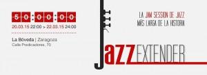 JAZZ EXTENDER @ LA BOVEDA DEL ALBERGUE | Zaragoza | Aragón | España