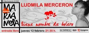 LUDMILA MERCERON @ Marianela Zgz | Zaragoza | Aragón | España