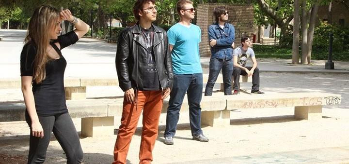 Grupo de rock de Zaragoza, Led Jacket