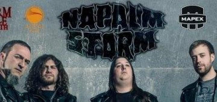 Napalm Strom grupo de Zaragoza