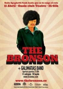 THE BRONSON @ SALA OASIS | Zaragoza | Aragón | España