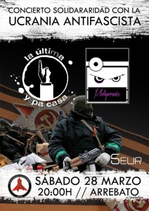 MALA PRAXIS y LA ULTIMA Y PA CASA @ AVV Arrebato | Zaragoza | Aragón | España
