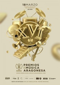 Premios Musica Aragonesa