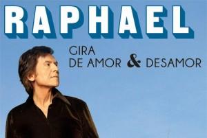 RAPHAEL @ Sala Mozart del Auditorio de Zaragoza | Zaragoza | Aragón | España