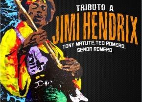 TRIBUTO A JIMI HENDRIX @ SALA CREEDENCE | Zaragoza | Aragón | España
